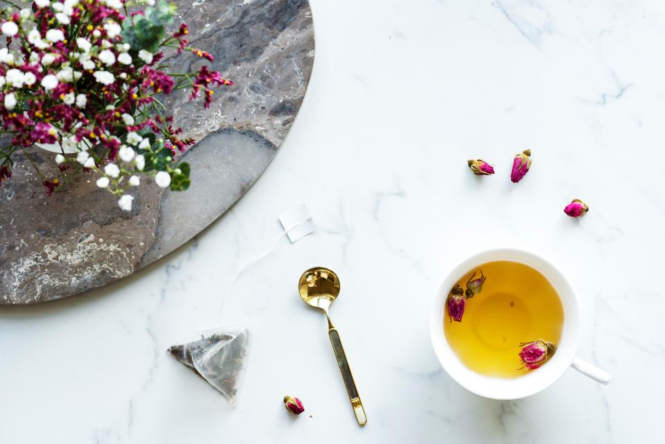 Magia herbaty